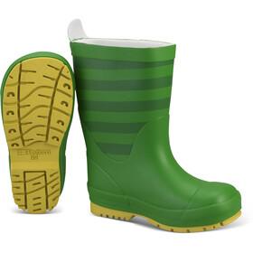 Tretorn Gränna Rubber Boots Barn green/yellow
